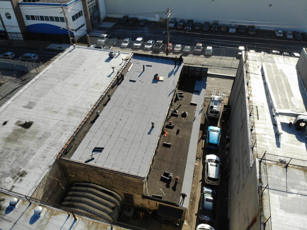 Commercial Roofing Services Roman Roofing